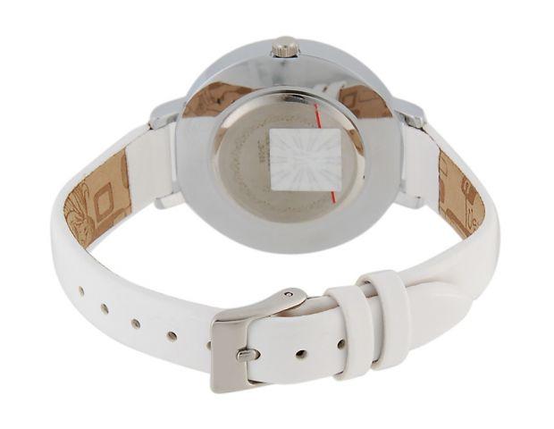 e3b15a249cd Dámské hodinky Julius Crystalous bílé